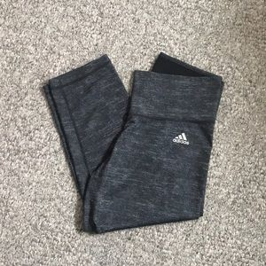 adidas Work Out Capris